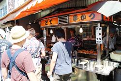 串カツを食べよう!