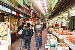 近江町市場へ!